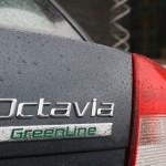 Test Skoda Octavia GreenLine