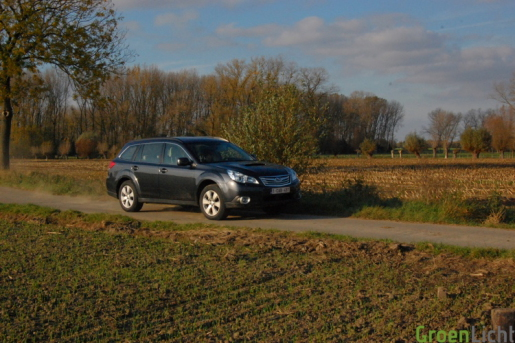 Test Subaru Outback