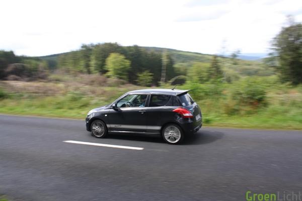 Test Suzuki Swift Sport