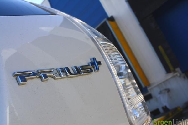Test Toyota Prius+