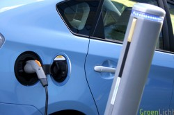 Test Toyota Prius Plug-in