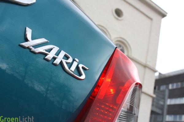 Test Toyota Yaris 2012