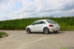 Test Volkswagen Beetle Sport 2.0 TSI DSG 2012
