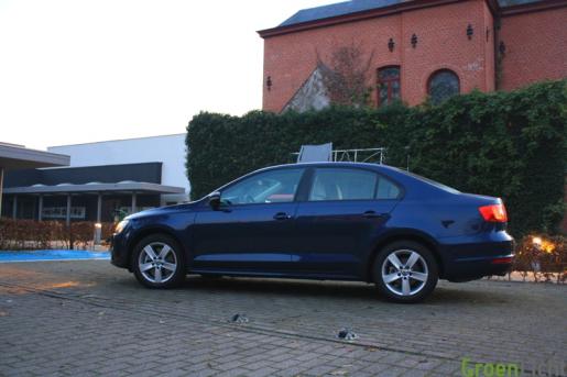 Test Volkswagen Jetta