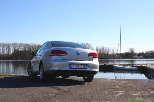 Test Volkswagen Passat