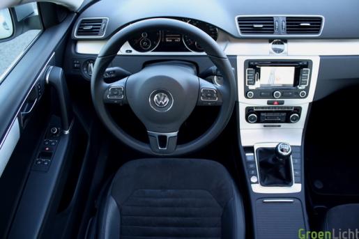 Test Volkswagen Passat 14