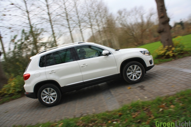 Test Volkswagen Tiguan Facelift 2011 4Motion