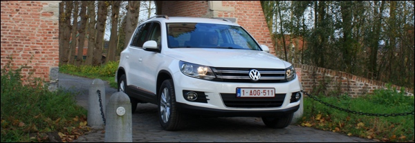 Test Volkswagen Tiguan 2011 Facelift 4Motion
