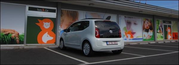 Test Volkswagen Up! driedeurs 2012