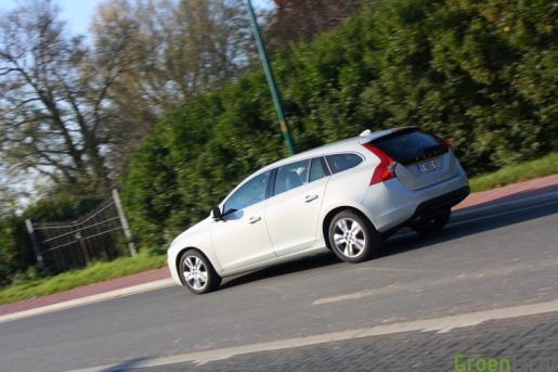 Test Volvo V60 DRIVe