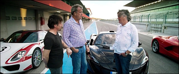 The Grand Tour S01E01: dit heb je gemist!