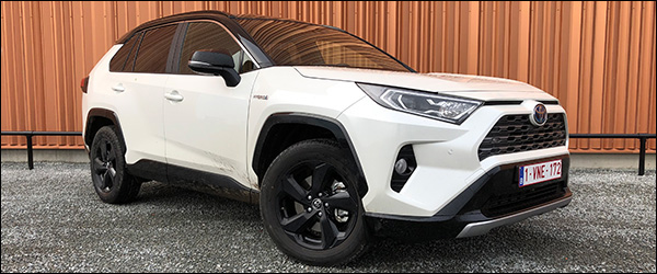 Toyota verkoopt 10 miljoenste RAV4 (2020)