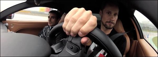 Tom Boonen Ferrari