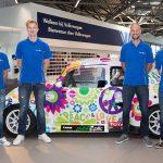 Tom Boonen doet mee in de Volkswagen Fun Cup 2017