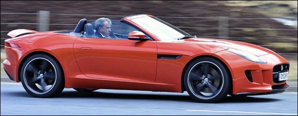 Top Gear F-Type Jeremy Season 20