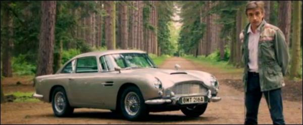 Top Gear James Bond Special