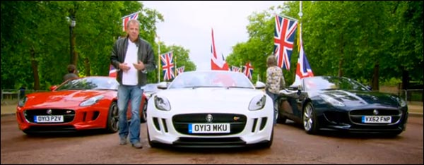 Top Gear - Seizoen 21 - 23/01/14