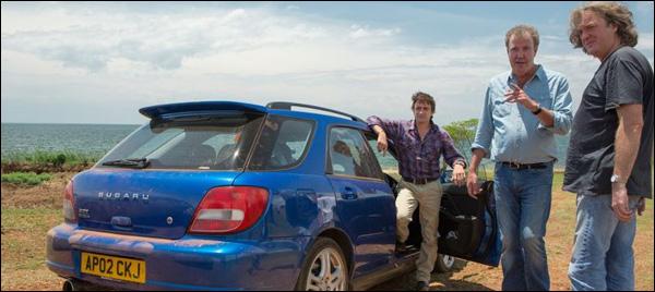 Top Gear Special SE19 2013