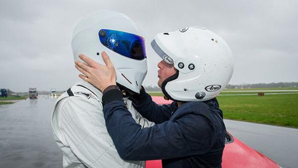 Top Gear Stig Valentine