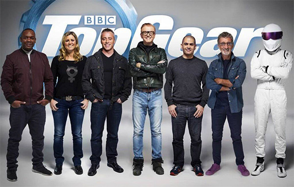 Top Gear 2016: dit team brengt je automotive entertainment!