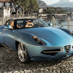 Officieel: Alfa Romeo Disco Volante Spyder by Carrozzeria Touring Superleggera