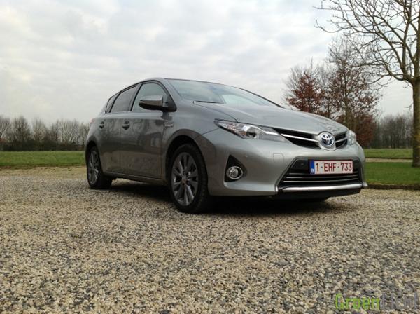 Toyota-Auris- HSD test
