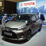 Autosalon Brussel 2017 live: Toyota (Paleis 9)