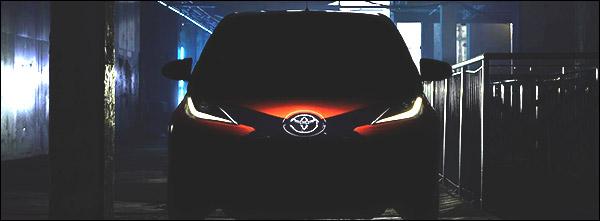 Ook de nieuwe Toyota Aygo staat in voor Genève
