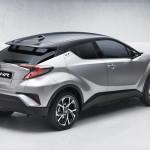 Gelekt: Toyota C-HR crossover