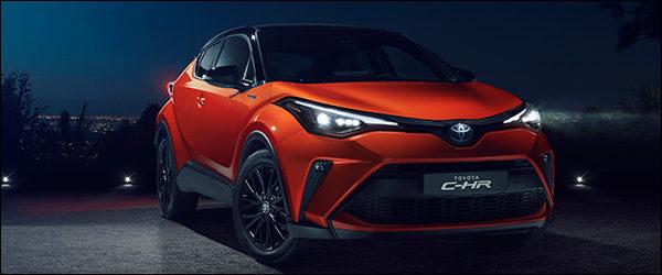 Officieel: Toyota C-HR update (2019)
