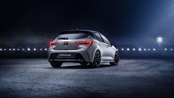 Officieel: Toyota Corolla GR Sport (2019)