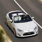 Officieel: Toyota FT-86 Open concept