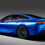 Officieel: Toyota Fuel Cell Mirai Concept (2019)