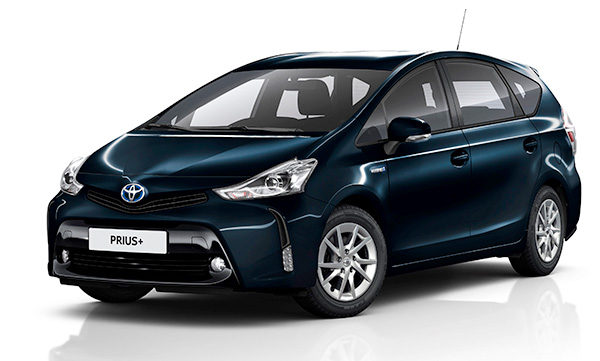 Officieel: Toyota Grand Prius+ facelift (2016)