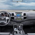 Nieuwe Toyota Hilux 2012