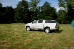 Toyota Hilux test