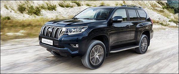 Officieel: Toyota Land Cruiser (2017)