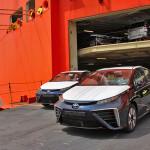 Toyota Mirai arriveert in België! [waterstof]