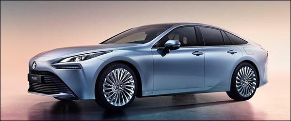 Officieel: Toyota Mirai (2020)