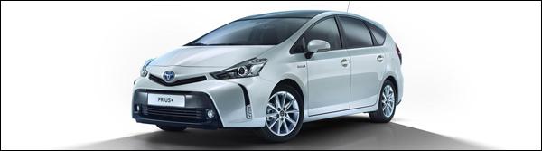 Toyota Prius+ Facelift