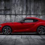 Officieel: Toyota Supra GR A90 (2019)