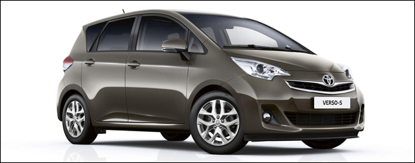 Toyota Verso-S header