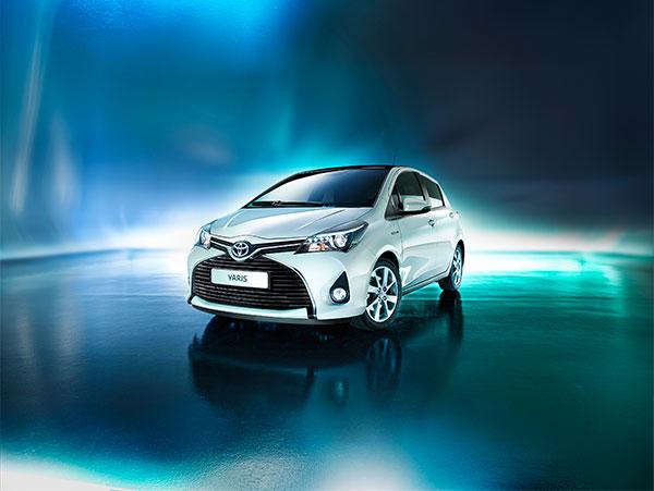 Officieel: Toyota Yaris facelift