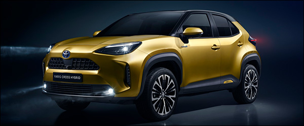 Officieel: Toyota Yaris Cross (2020)