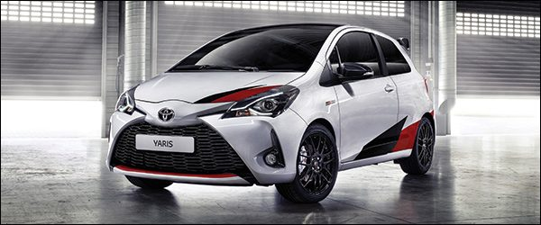 Officieel: Toyota Yaris GRMN (2017)