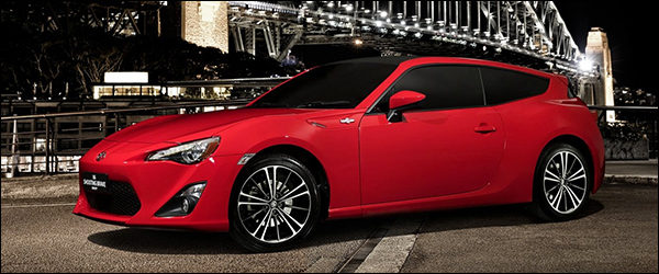 Gek of Geniaal: Toyota GT86 Shooting Brake?!