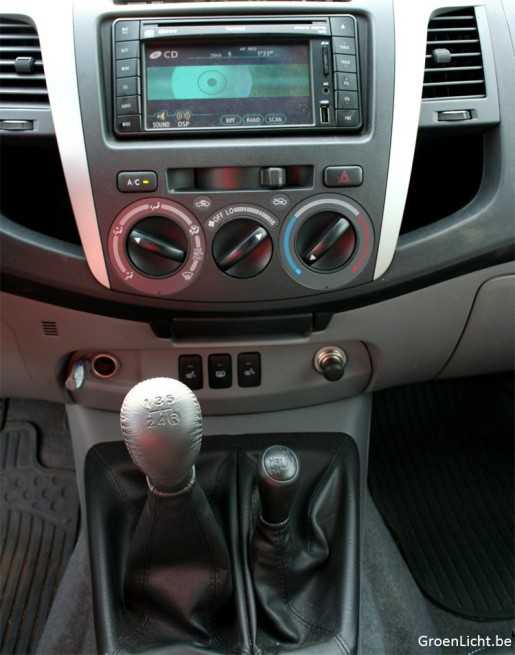 Rijtest Toyota Hilux