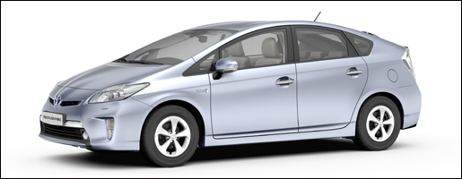 Toyota Prius Plugin Hybrid