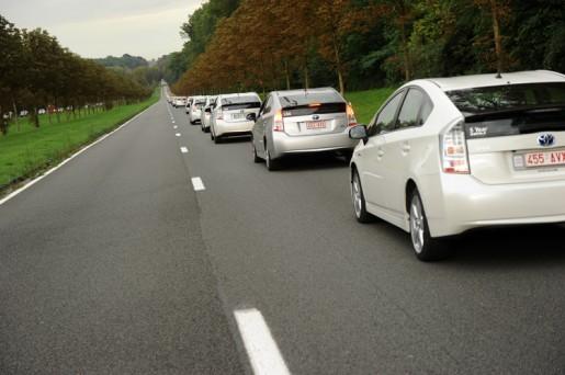 Toyota_Wereldrecord_hybride_parade