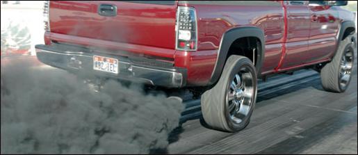Toyota Auris HSD vervuilende diesel wedstrijd